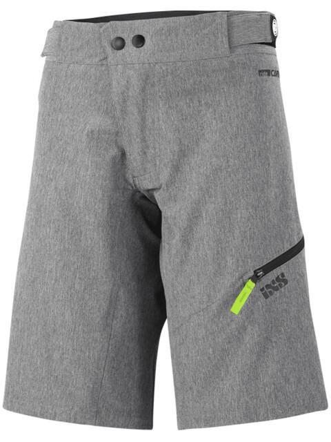 IXS Carve Shorts Women Graphite